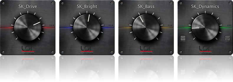 Single Knob Series plugins